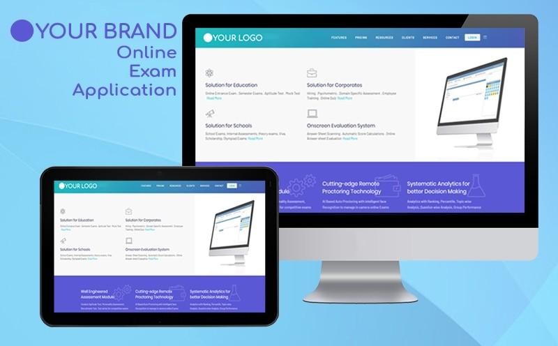 Online Exam Application