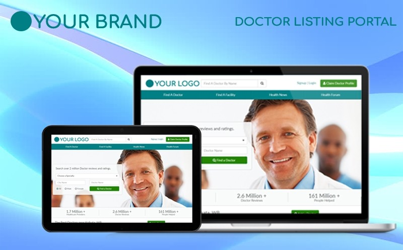 Doctor Listing Portal