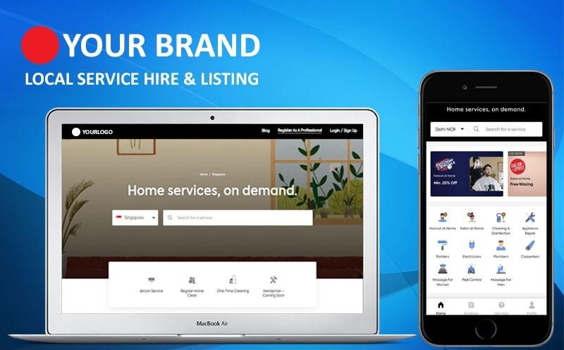 Local Service Hire & Listing