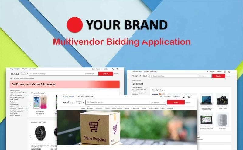 Multivendor Bidding Application