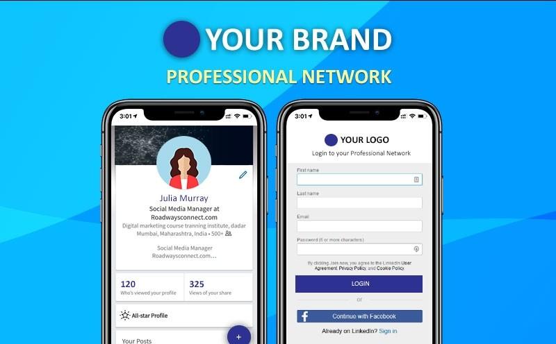 Professional Network