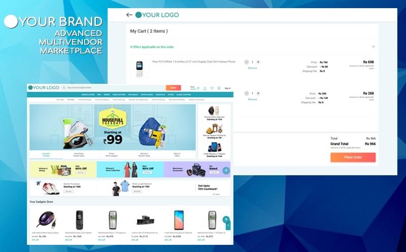 Advanced Multivendor Marketplace