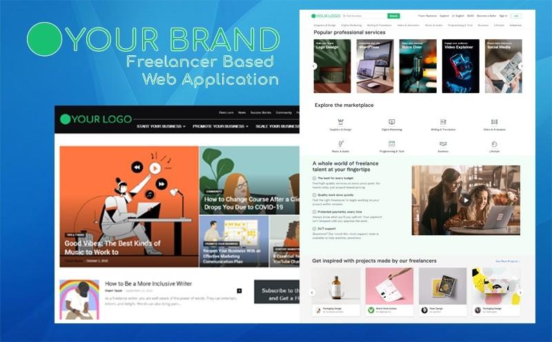 Freelancer Based Web Application