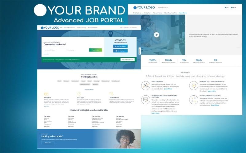 Advanced Job Portal