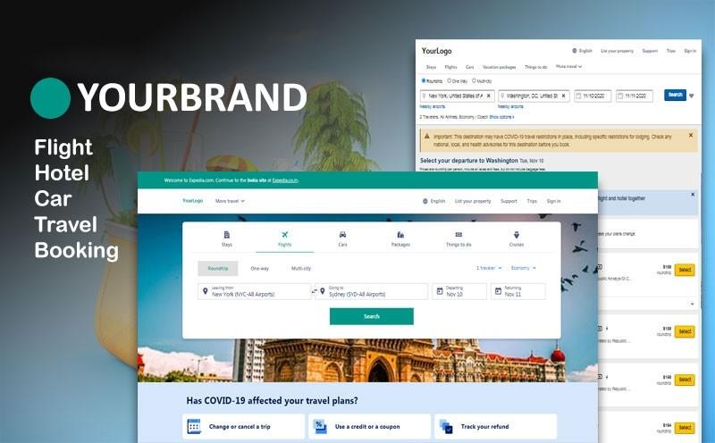 Flight Hotel Car Travel Booking