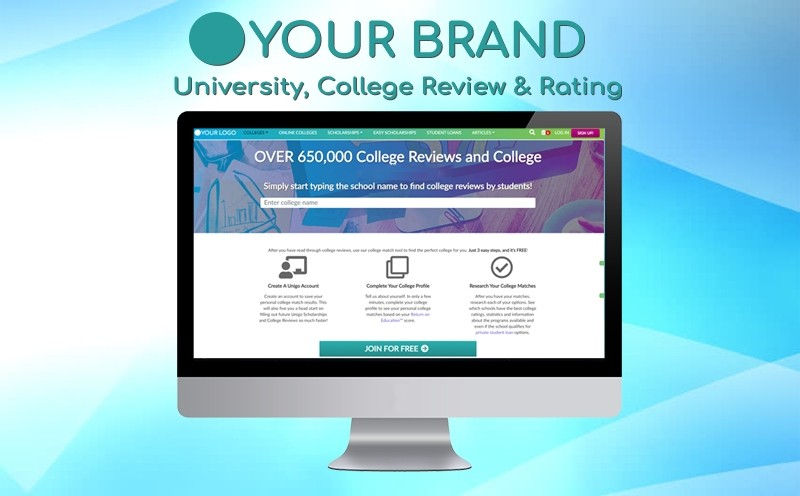 University, College Review & Rating
