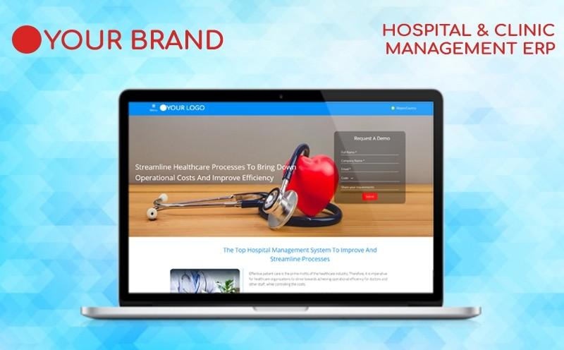 Hospital & Clinic Management ERP