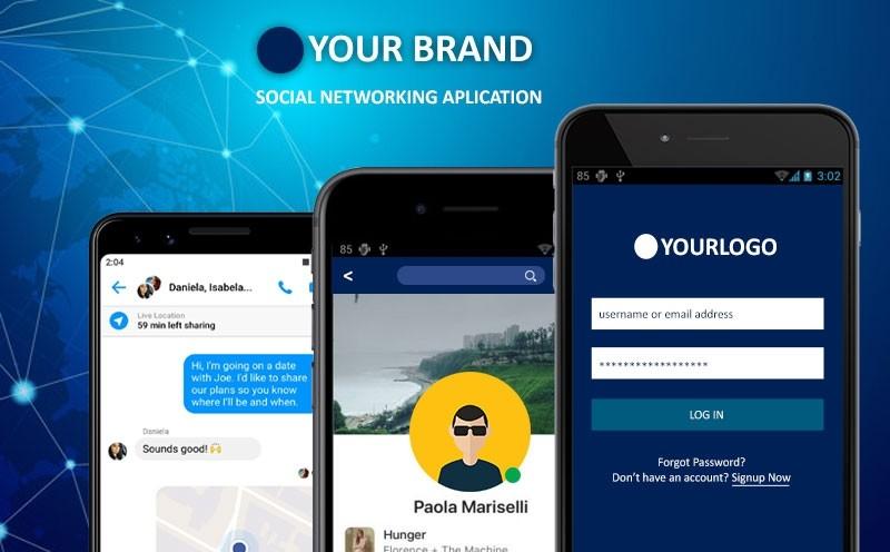 Social Networking Aplication