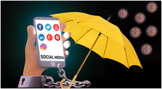The Growth of Social Media amidst Covid-19